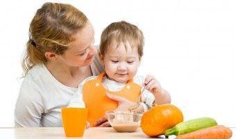 Enseñar a comer es enseñar a crecer