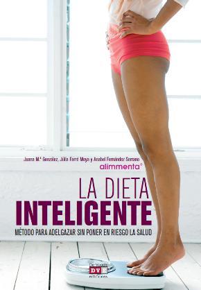 Libro: La-dieta-inteligente-portada. dietista - nutricionista