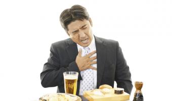 Reflux gastroesofàgic: tractament i dieta
