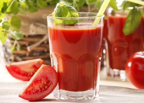 Bebidas y refrescos saludables que no engordan j lia farr for Coctel con zumo de tomate