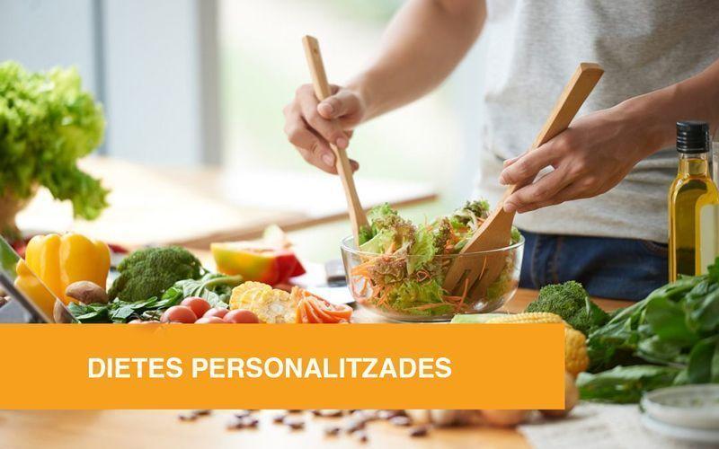 dietes personalitzades saludables