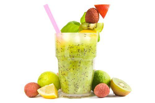 zumo de frutas