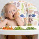 Baby Led Weaning para iniciar la alimentación complementaria del bebé