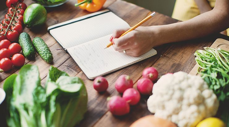 cómo lograr objetivo de tu dieta